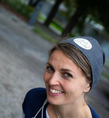 Hanna Kilpinen, kuva Laura Hyyti
