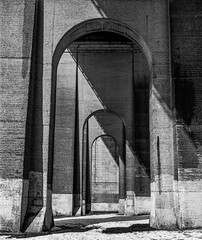Arches, Hell Gate Bridge