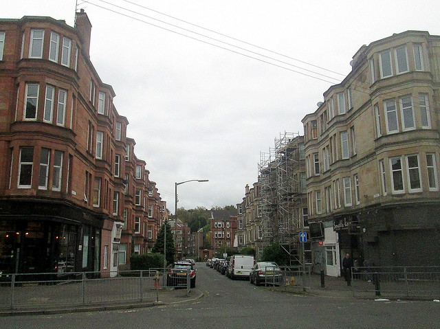 Skirving Street, Glasgow