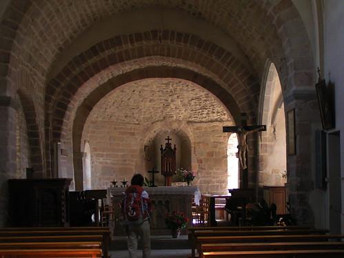 20080831 28700 1001 Jakobus St Thomas la Garde Kirche ElisabethB Pilger