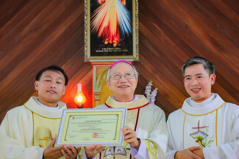 Giáo xứ Bồng Lai