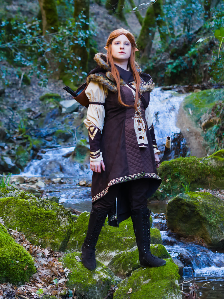 related image - Shooting Elfe - Yuli Cosplay - Montrieux -2019-01-10- P1466735