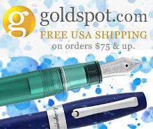 Goldspot Pens Free Shipping