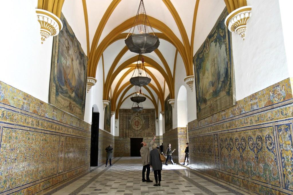 Sevilla, Sevillan katedraali, La Giralda ja Real Alcázar