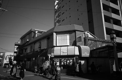 Kawasaki monochrome
