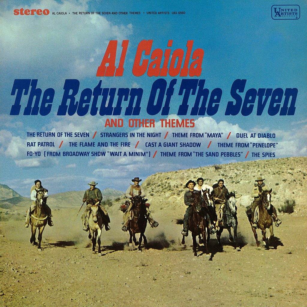 Al Caiola - The Return of the Seven