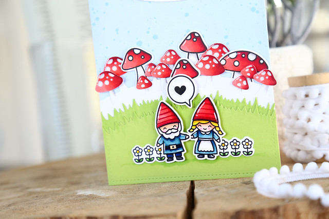 gnome one like you (Lawn Fawn inspiration week)