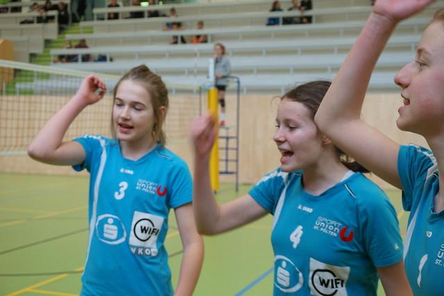 U13-Turnier am 24.2.2019 in St. Pölten