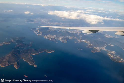 Cathay Pacific Passenger Views | by Joseph Ho-wing Cheung