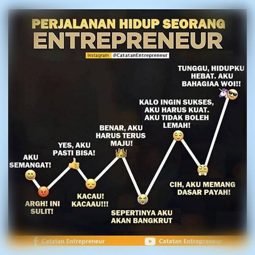 So related to every entrepreneur. Anyone has different pathway? Maybe you can share or comment below :) Izin share ya kak @catatanentrepreneur . . #motivasi #inspirasi #quotes #pengusahasukses #sukses #digitalmarketing #entrepreneur #bisnis #solusibisnis
