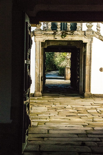 Through The Courtyards