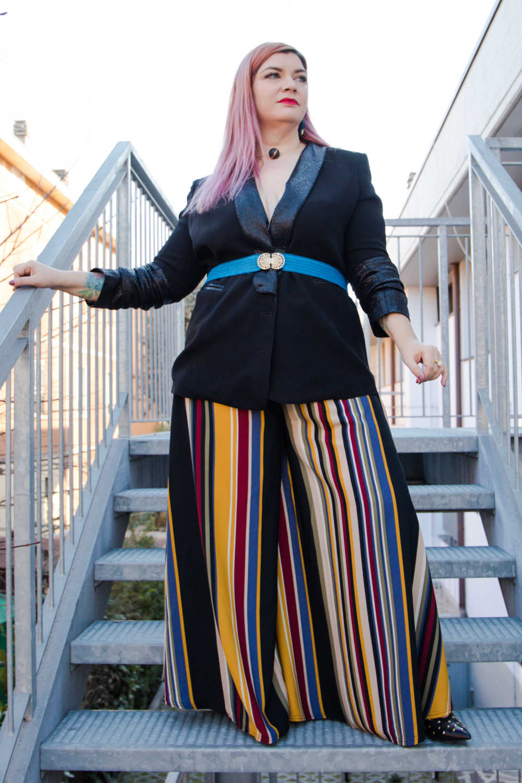 Outfit plus size fantasia e colori neutri (9)