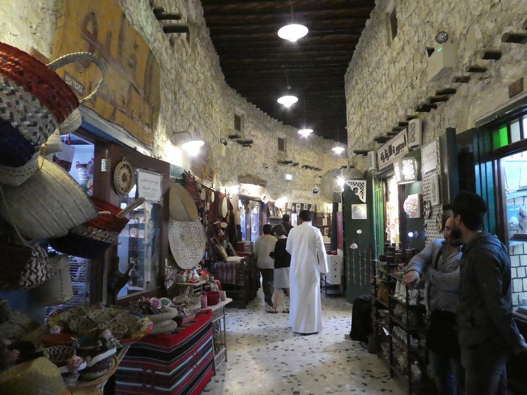 Complimentary walking tour of Souk Waqif, Souq Waqif Boutique Hotel Doha