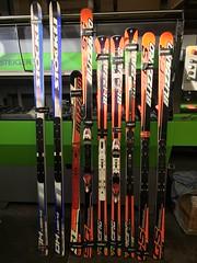 závodní lyže Blizzard - titulní fotka