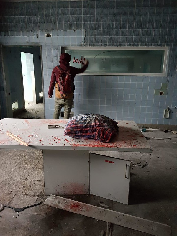 A horror hospital germany