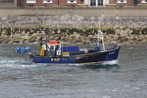 Fishing Boat P717 PATRIOT