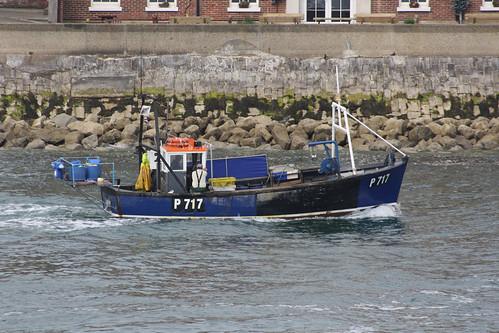 Fishing Boat P717 PATRIOT