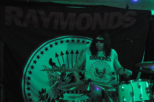 Raymonds at House of Targ