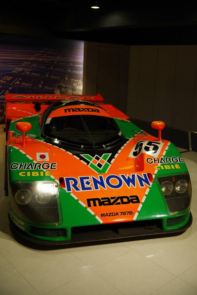 Mazda muesum3