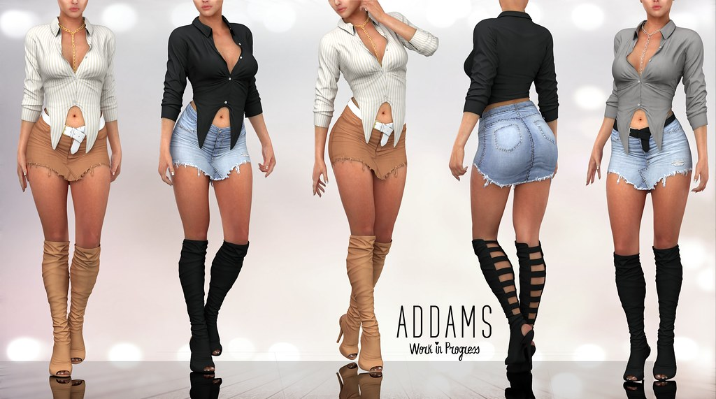 ADDAMS NEW WIP – FLASH 24 Hs GIVEAWAY