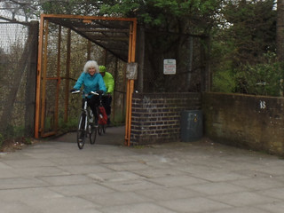 Welsh Harp 2019 Ride 03