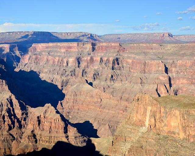 West Rim del Gran Cañón del Colorado