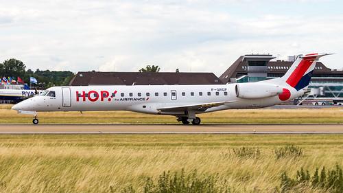 Embraer ERJ-145EP F-GRGF HOP!