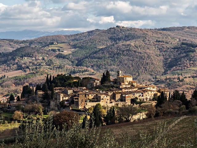Montefioralle - Greve in, Canon EOS 6D, Canon EF 24-105mm f/3.5-5.6 IS STM