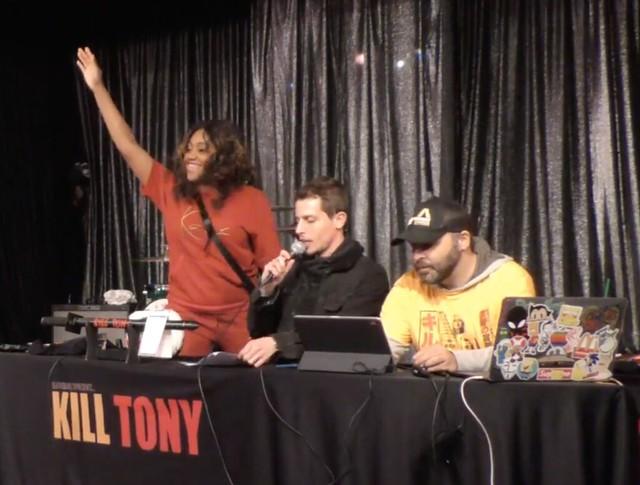 KILL TONY #324