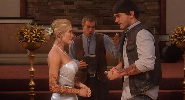 Days Gone - Wedding