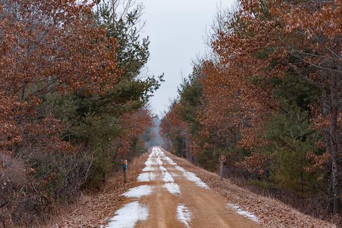 Gandy Dancer Trail - Webster, Wisconsin