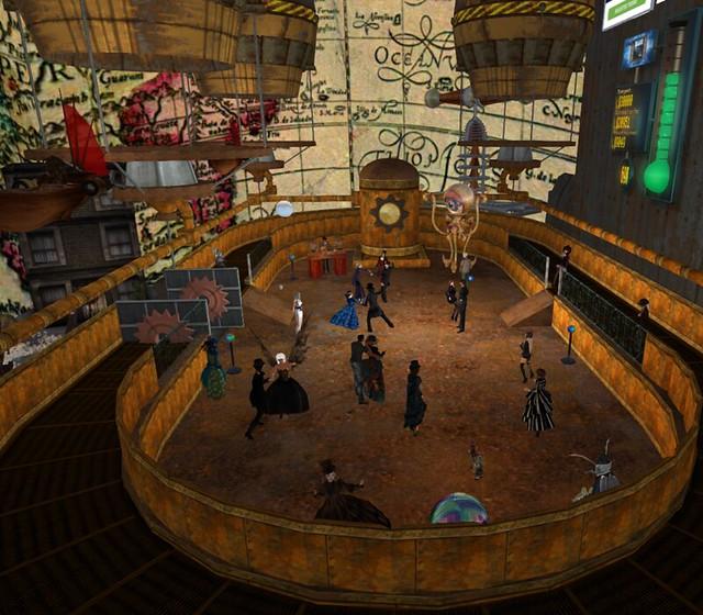 VWBPE Steampunk Social