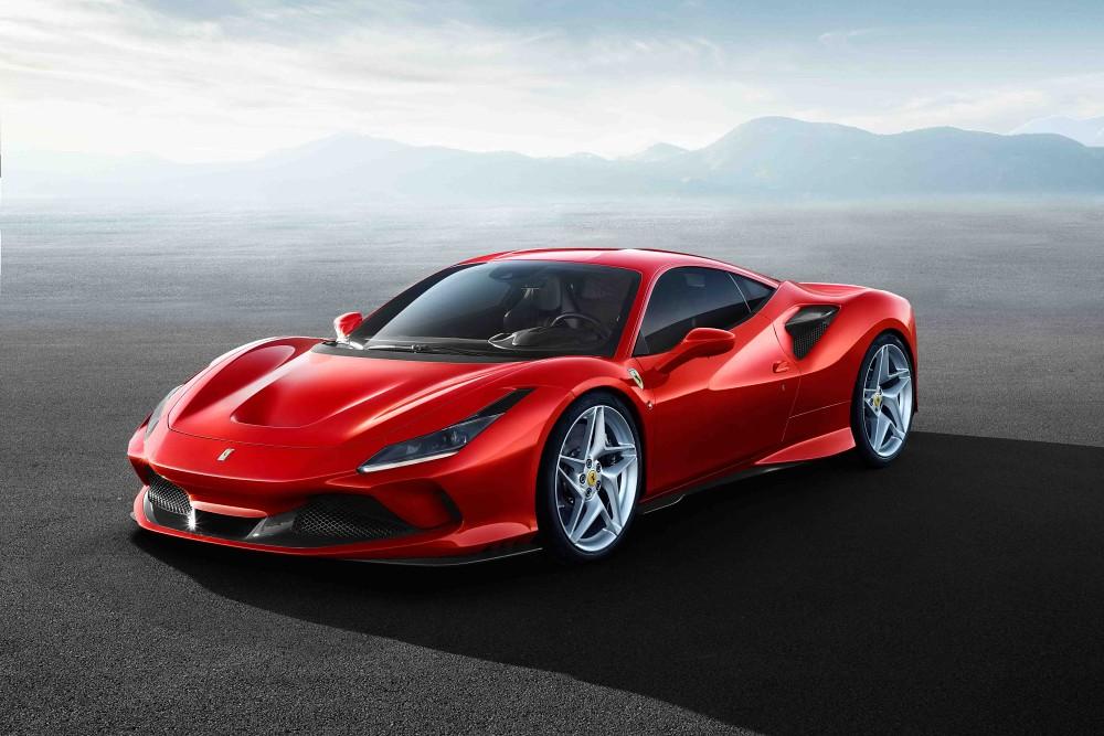 Ferrari F8 Tributo_1