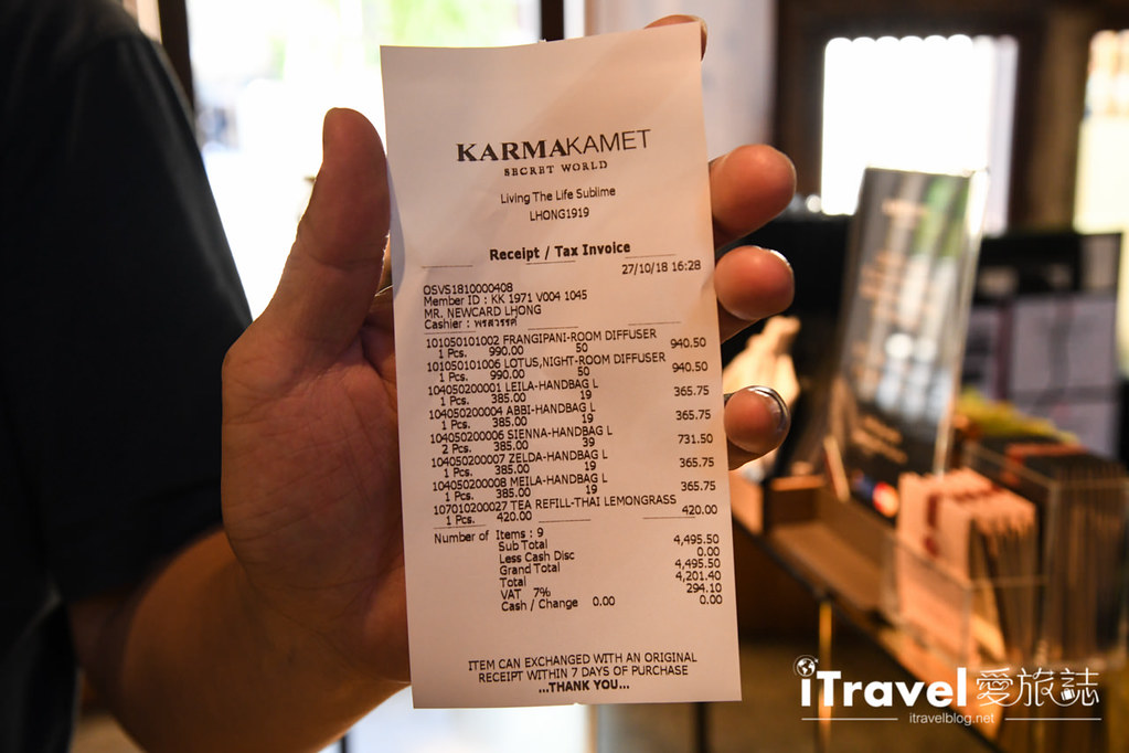 泰国香氛推荐 Karmakamet Secret World (24)