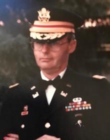 Col. Steven K. Whitfield