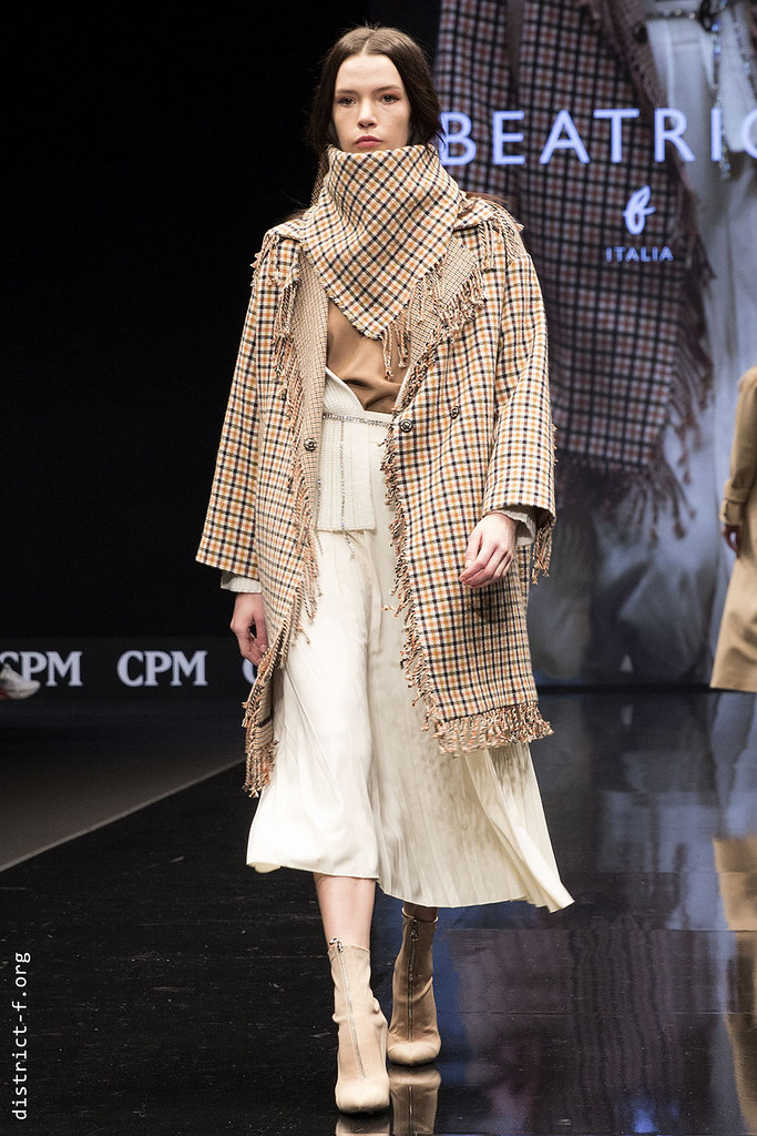 DISTRICT F — Collection Première Moscow AW19 — CPM Beatrice B укне