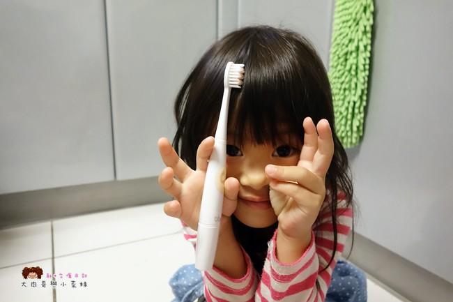 兒童牙刷推薦 AGUARD 兔兔兒童電動牙刷 - (8)