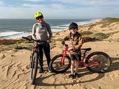 30 mile Monterey Bay bike ride