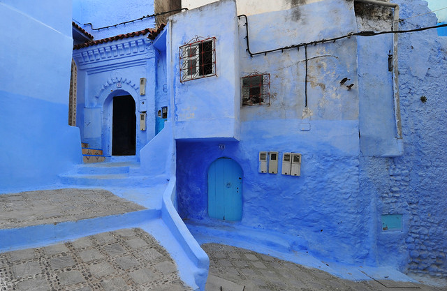 Chefchaouen, Morocco, January 2019 D700 395