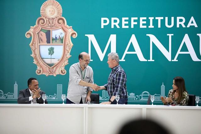 11.02.2019 Prefeitura de Manaus, lança edital de inscrições para a 2ª turma do Curso de Pós-Graduação em Saúde Pública.
