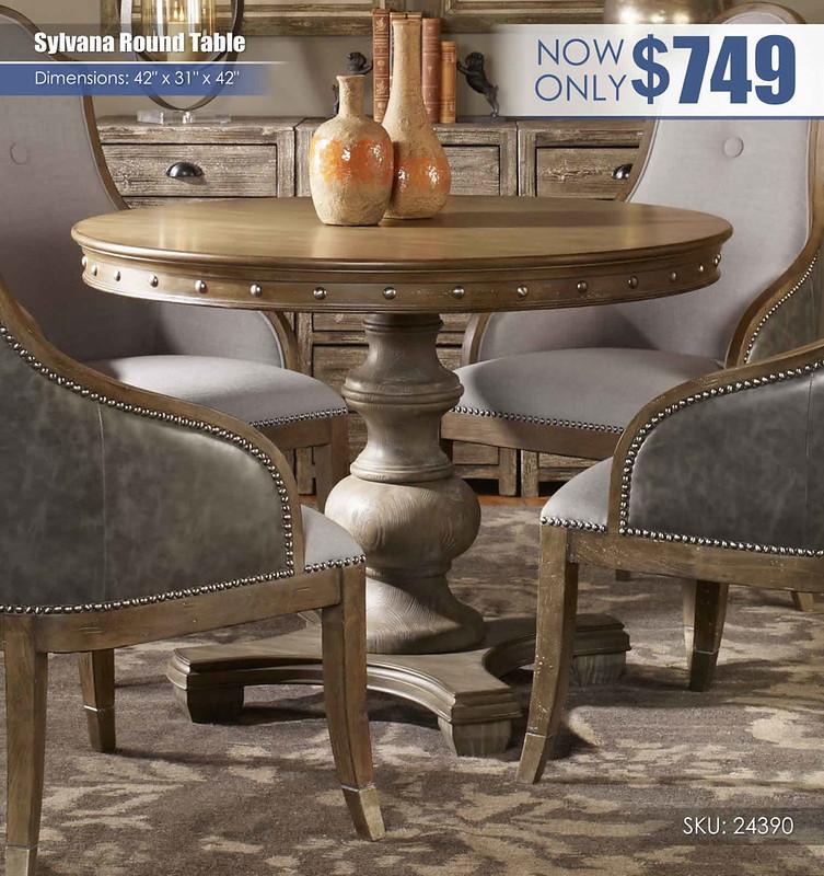 Sylvana Round Table_24390