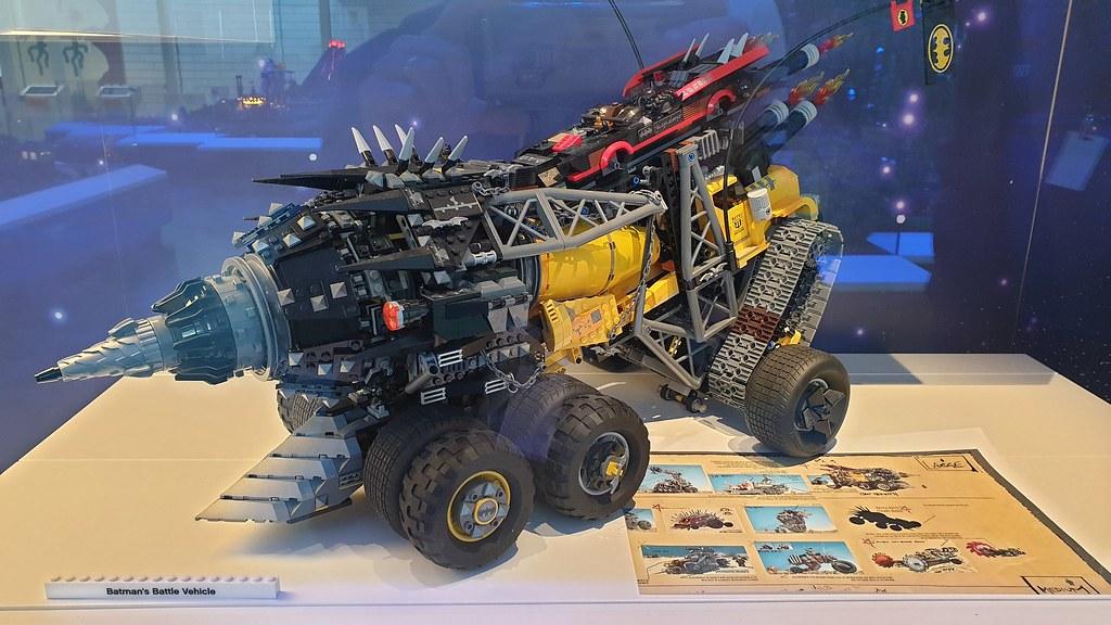 The Lego Movie 2 Development Models Brickset Lego Set