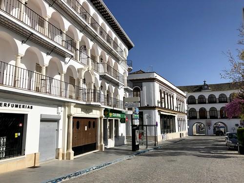 Plaza Mayor, Osuna
