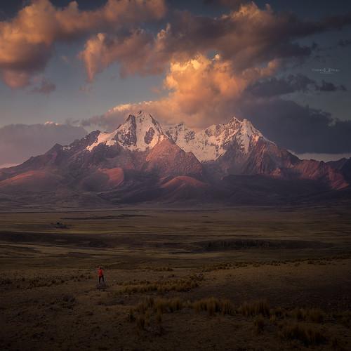 Conococha Andes Perú