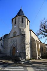 87 Saint-Mathieu - Eglise XII XV