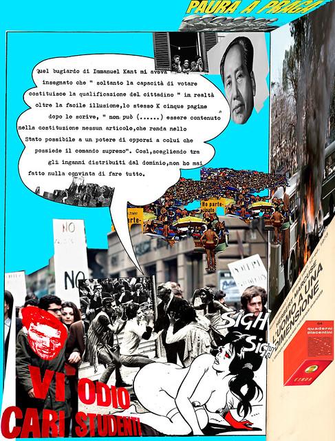 KABUL magazine rilegge il '68