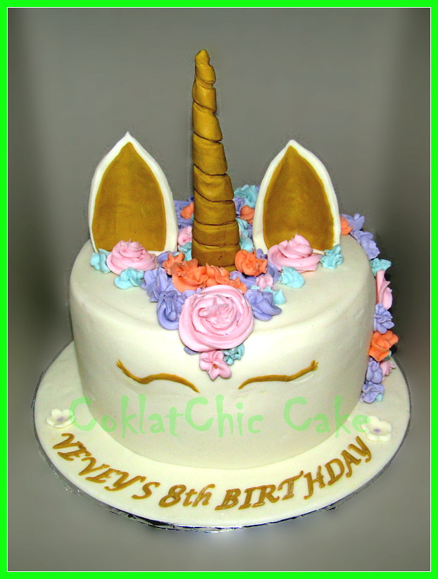 Cake Unicorn VEVEY 24 cm