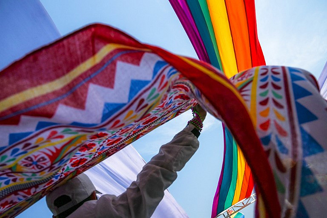 Report released last week recommends implementing public policies to promote equality for LGBT people - Créditos: Ye Aung Thu/AFP