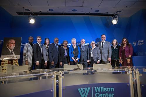Memorial Service for Steve McDonald, former Director of the Wilson Center Africa Program