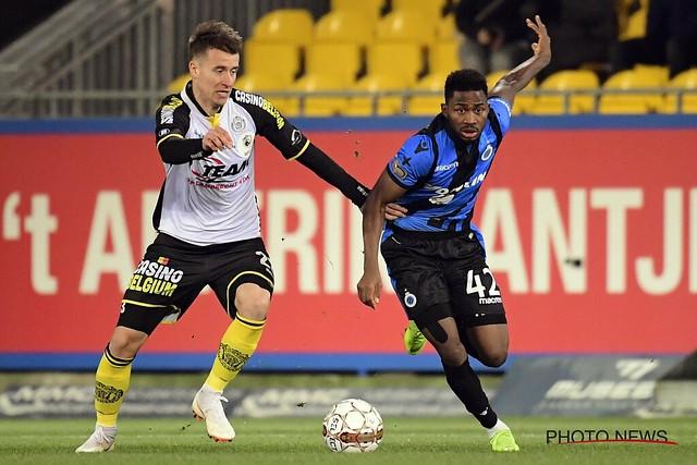 Lokeren-Club Brugge 27-12-2018